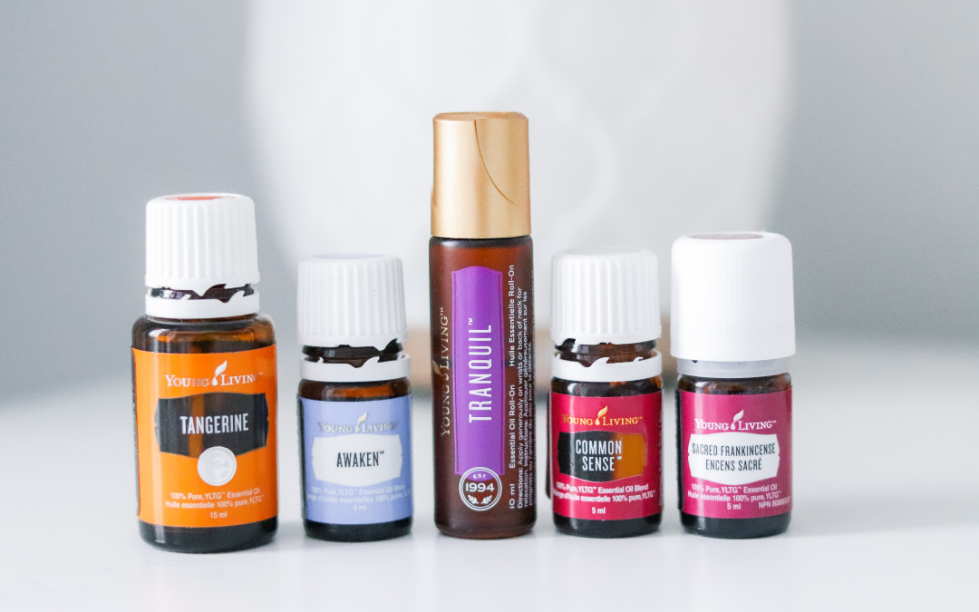 February's Young Living Gifts