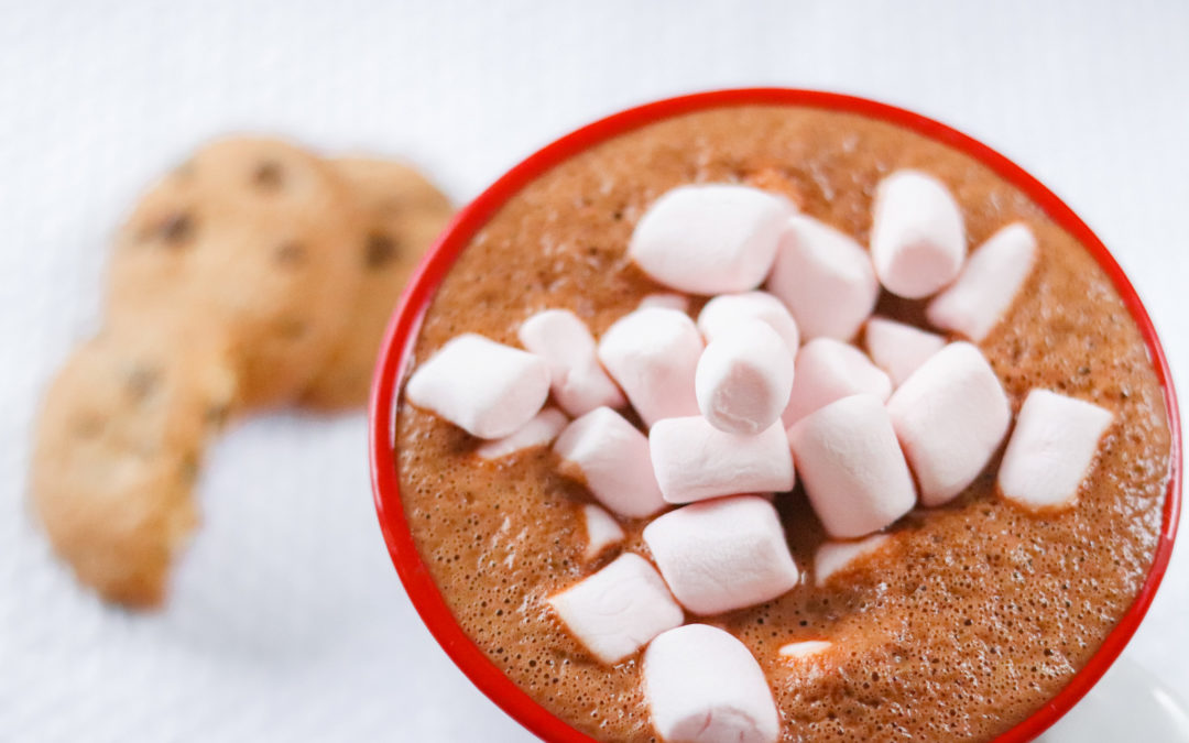 The Healthiest Way to Make Hot Chocolate
