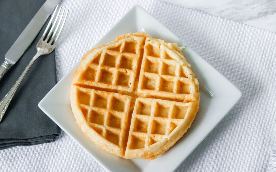 Nut-free Chaffle Recipe