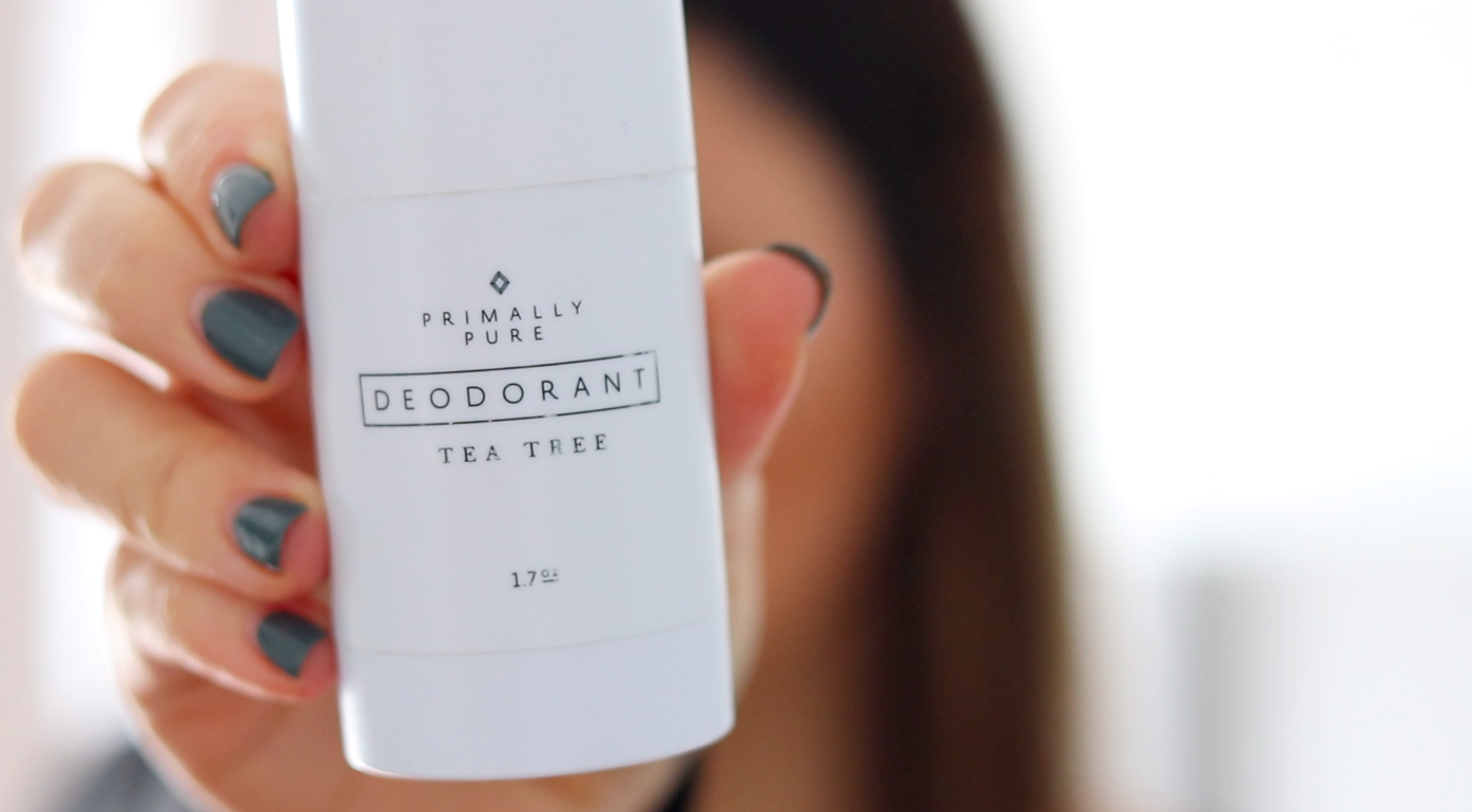 natural deodorant that actually works